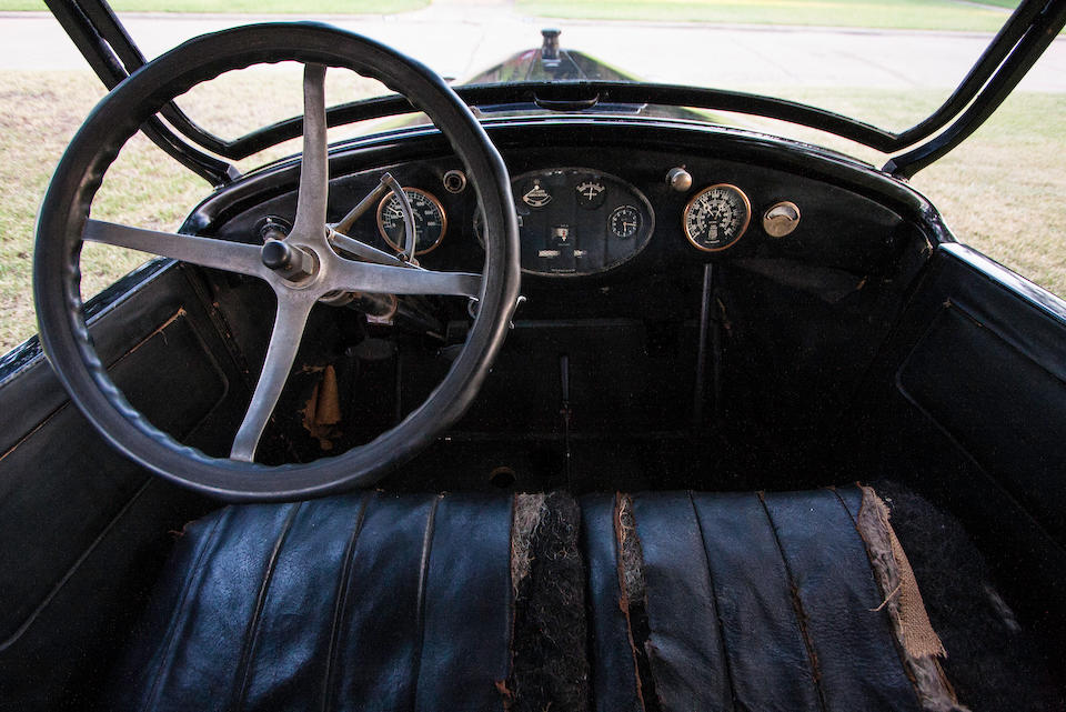 <b>1925 Stanley (Steam Vehicle Corporation) Model SV 252A Touring Car  </b><br />Chassis no. 25007 <br />Engine no. V-1006