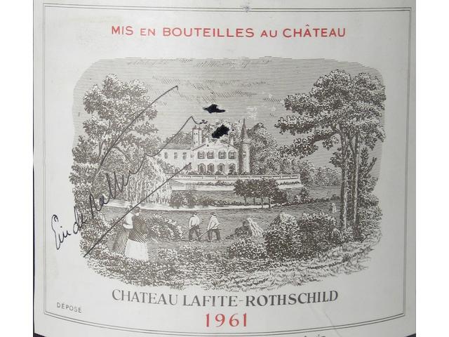 Château Lafite Rothschild 1961 (1-5L)