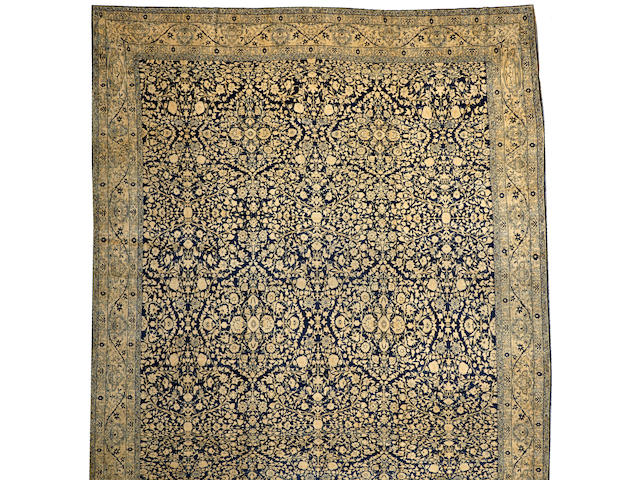 A Tabriz carpet Northwest Persia size approximately 14ft. 2in. x 26ft. 3in.