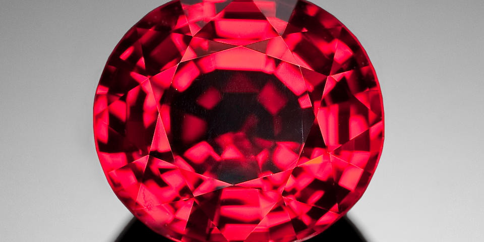 Exceptional Red Spinel