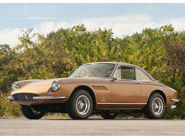 Exceptional conditionMatching numbers and in factory livery,1966 Ferrari  330GTC