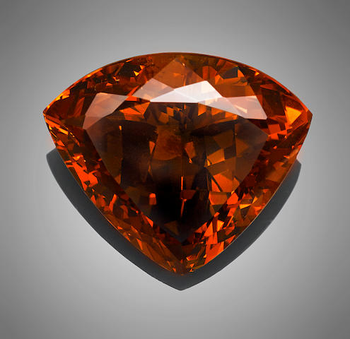 Large and Impressive Spessarite Garnet