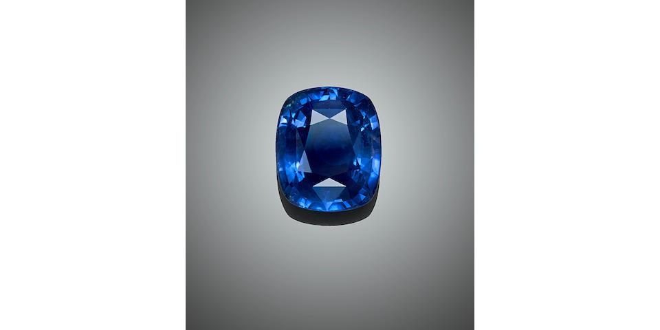 Fine Sapphire