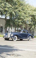 Single family ownership from newOffered from the William M. Keck Estate,1953 Mercedes-Benz 300S Coupe