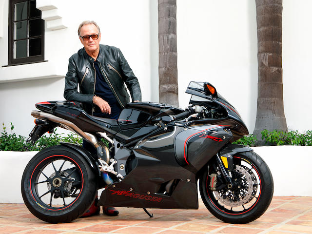 From the Peter Fonda Collection,2006 MV Agusta F4-1000CC Frame no. ZCGAKFPR96V000021