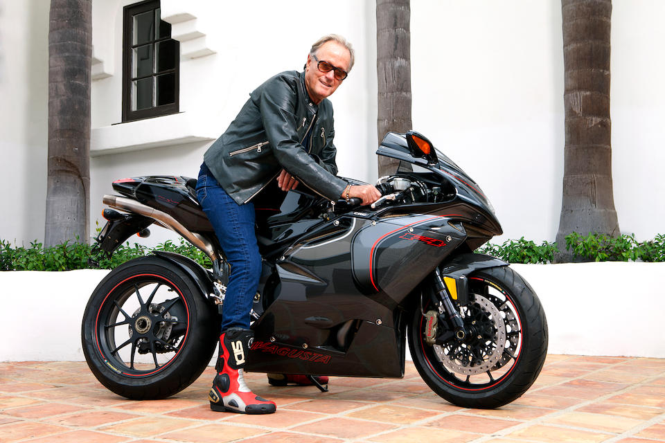 From the Peter Fonda Collection,2006 MV Agusta F4CC Frame no. ZCGAKFPR96V000021