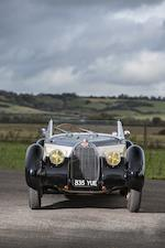1938 Bugatti Type 57 Roadster  Chassis no. 57661 Engine no. 25C