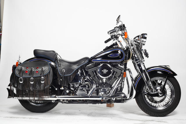 1998 Harley-Davidson FLSTS Heritage Springer Softail Frame no. 1HD1BRL1XWY040232 Engine no. BRLW040232