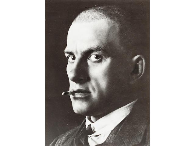 RODCHENKO, ALEKSANDR. 1891-1956. Portrait of Mayakovsky,