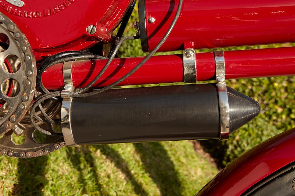 1905 Indian  Camelback Engine no. 1420