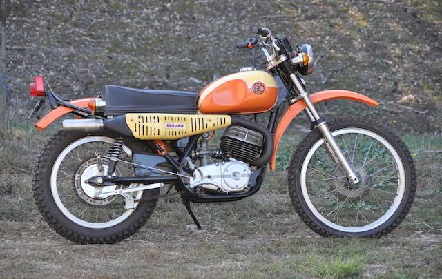 Uitgelezene Bonhams : 1974 CZ 250 Enduro Frame no. 988-2-000131 Engine no. 988 BT-51
