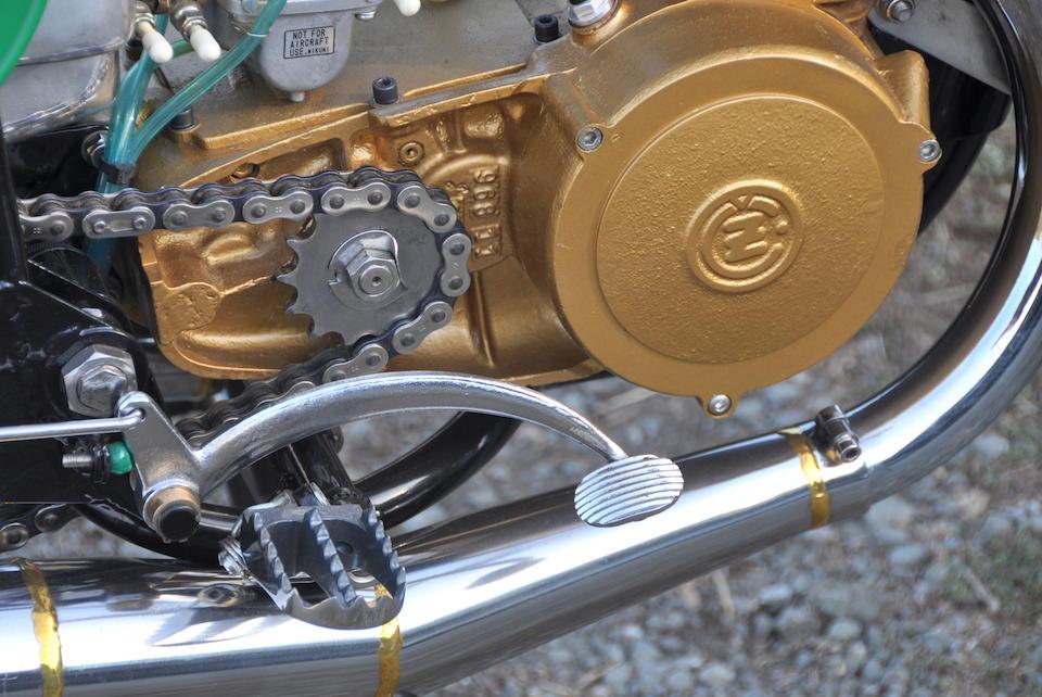 "c.1964 CZ 250 ""Joel Robert Replica"" Engine no. 200746"