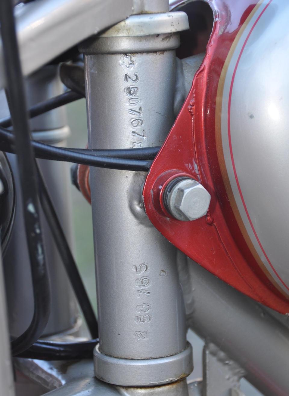 c.1964 Parilla Tourist 250 Frame no. 250767 Engine no. 250765