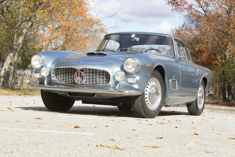 1962 Maserati 3500GTi Coupe  Chassis no. AM101.2524 Engine no. AM101.2524
