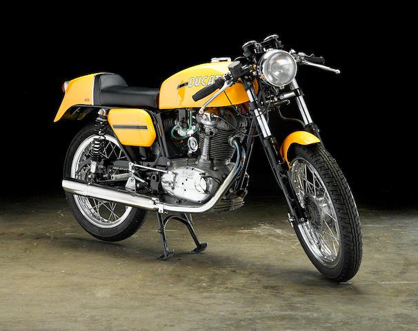 c.1973 Ducati 450 Desmo
