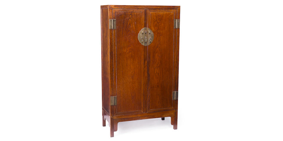 A huanghuali cabinet 18th century