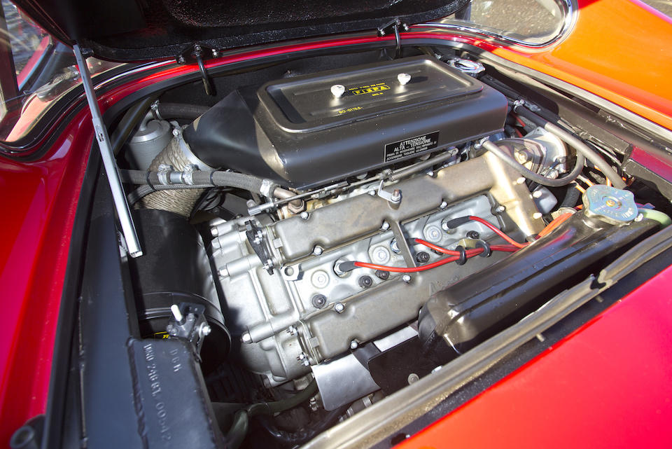 1969 Ferrari Dino 246 GT Series L  Chassis no. 00542
