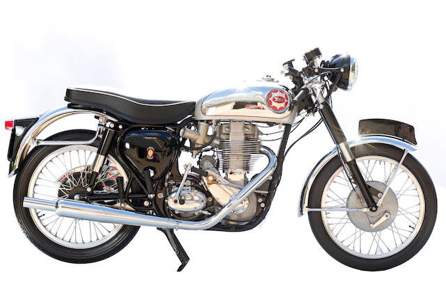Two owners from new, award-winning restoration,1962 BSA DBD34 Gold Star Clubmans Frame no. DBD34GS6783 Engine no. DBD34GS6738