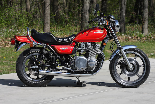 Kawasaki Kz1000 Years