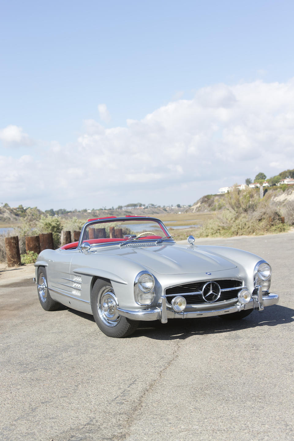 1958 Mercedes-Benz 300SL Roadster w/ hardtop  Chassis no. 198.042.8500094