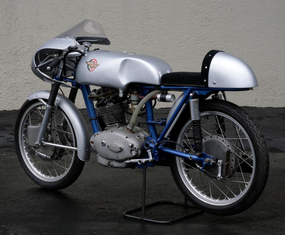 c.1957 Ducati 125cc Grand Prix Racer