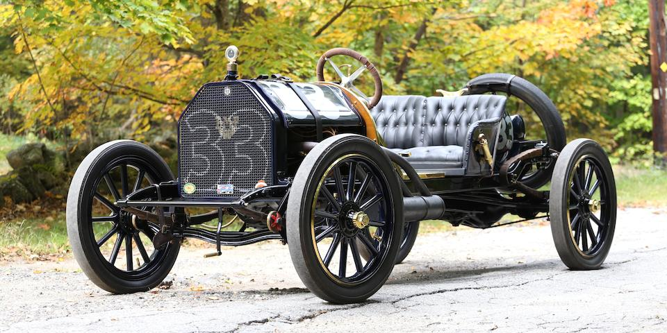 The ex-EMF Factory Racer, driven by Jack Tower in the 1911 Savannah Grand Prix,1911 EMF 30 Racer   Chassis no. 37361 Engine no. 37361