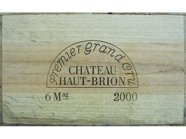 Château Haut-Brion 2000 (6 mag)