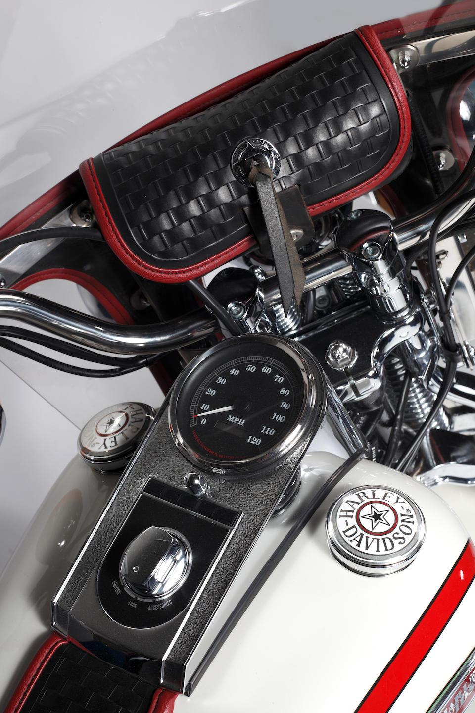 1997 Harley-Davidson FLSTS Heritage Springer Softail Frame no. 1HD1BRL16VY033714 Engine no. BRLU033714