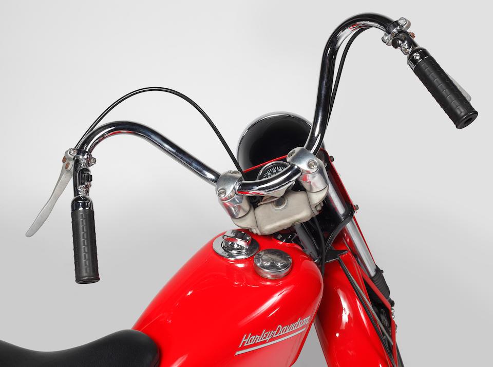 1954 Harley-Davidson ST165 Hummer Engine no. 54ST1312