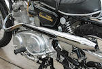 1971 Norton  Commando 750SS Frame no. 148140 Engine no. 148140
