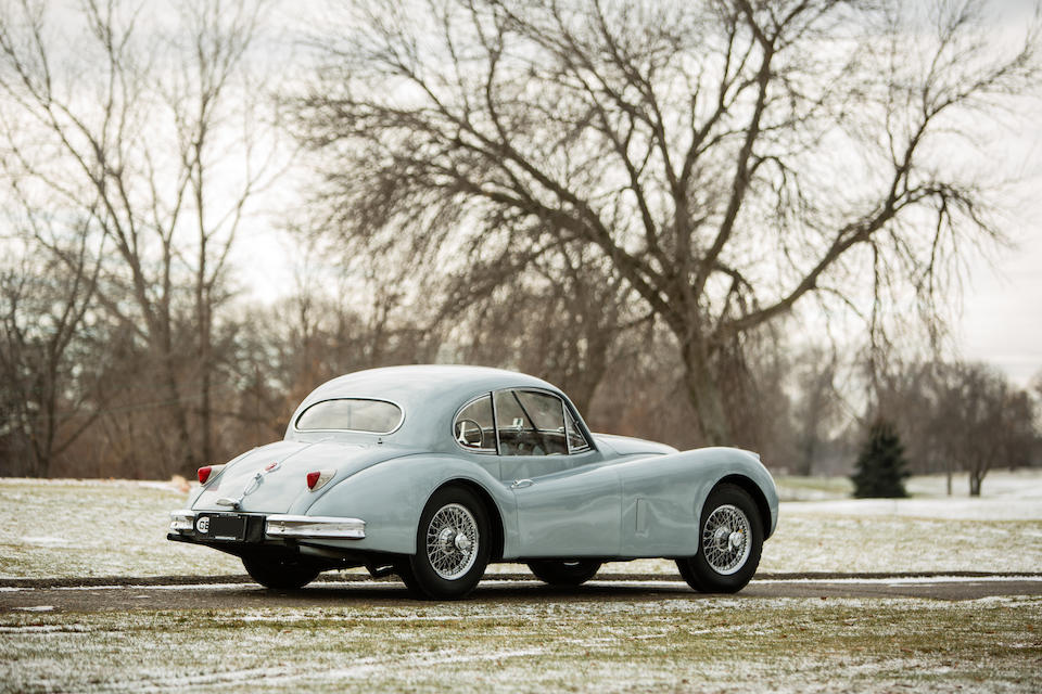 1956 Jaguar XK140 MC Fixed Head Coupe  Chassis no. S815222 Engine no. G6312-8S