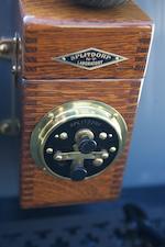 <b>1903 E.R. THOMAS MODEL 18 TONNEAU  </b><br />Chassis no. 635 <br />Engine no. 635