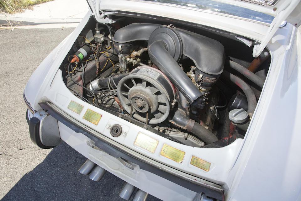 1967 Porsche 911S 2.0 Coupe  Chassis no. 308081S Engine no. 961788