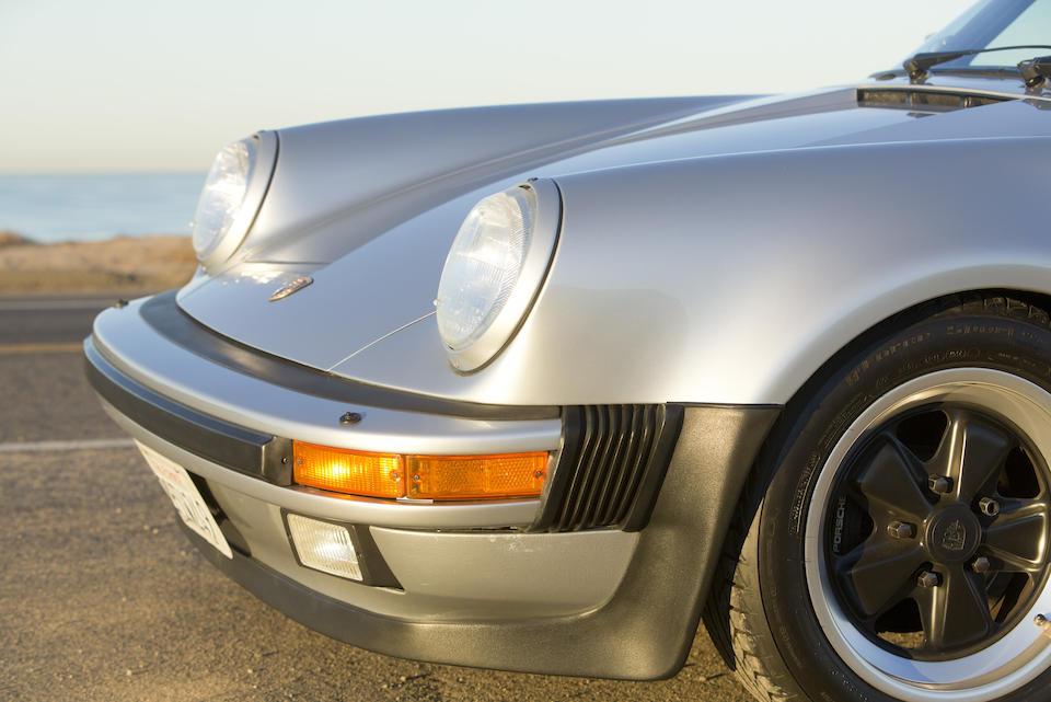 1987 Porsche 930 Turbo Coupe  Chassis no. WP0JB0934HS050900 Engine no. 68H00913