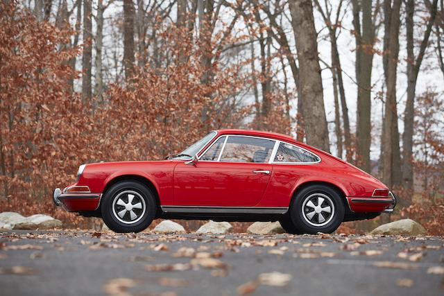 1970 Porsche 911T 2.2 Coupe  Chassis no. 911 010 1397 Engine no. 6108859