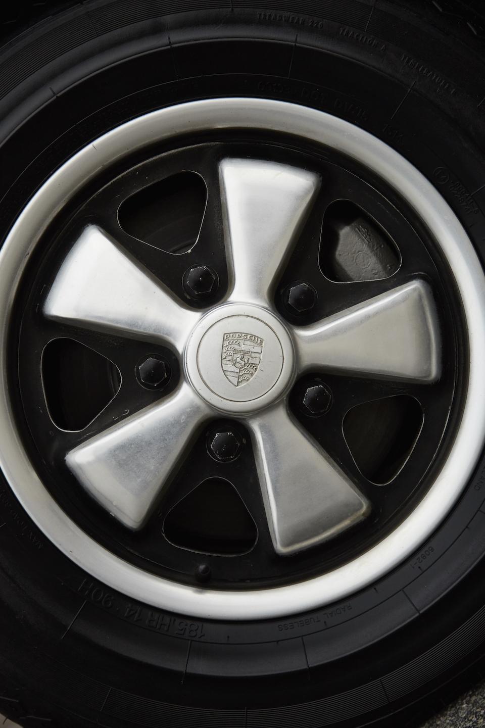 1970 Porsche 911T 2.2 Coupe  Chassis no. 911 010 1397 Engine no. 6108859