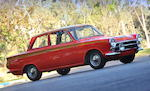 1966 Lotus Cortina MK1  Chassis no. BA74FM59709 Engine no. S29773