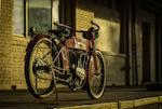 Ex-Steve McQueen,1912 Harley-Davidson X8E Big Twin