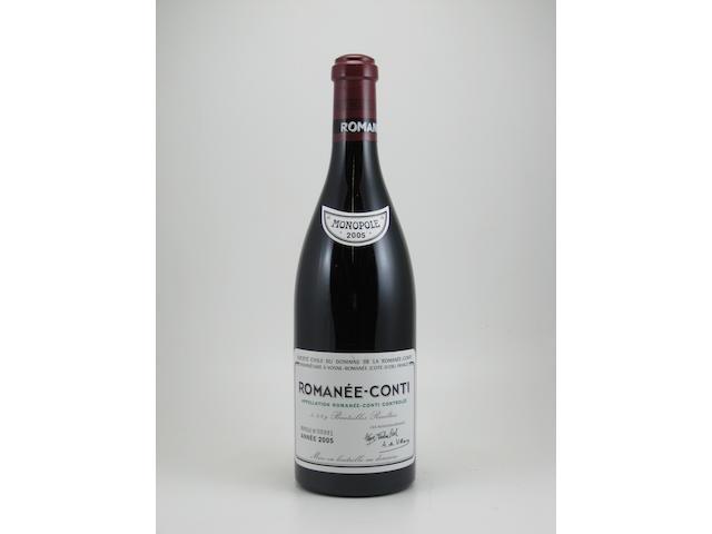 Romanée-Conti, DRC 2005 (3)