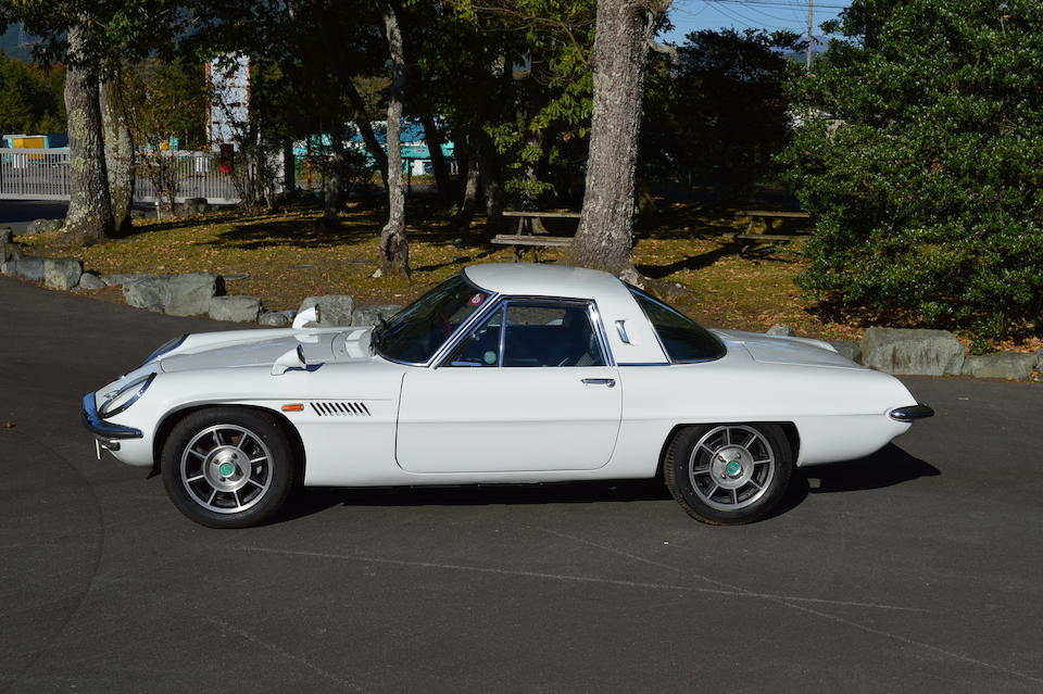 1970 Mazda Cosmo Sport Series II L10B Coupe  Chassis no. L10B-10900 Engine no. 10A-2062