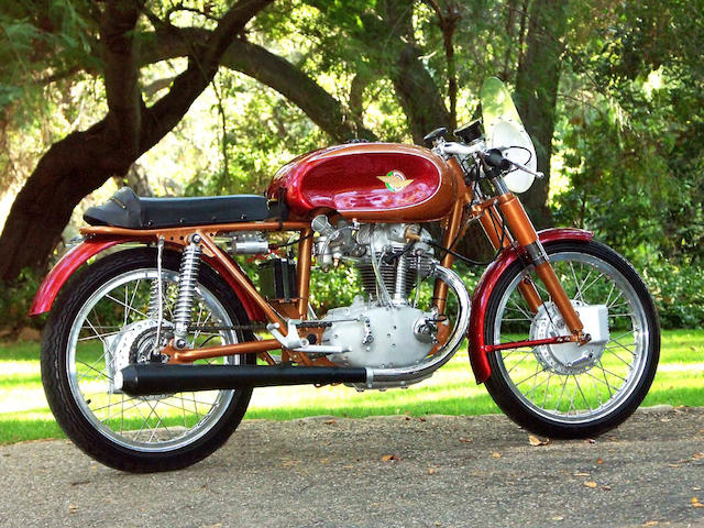 1959 Ducati 175cc F3 Production Racer