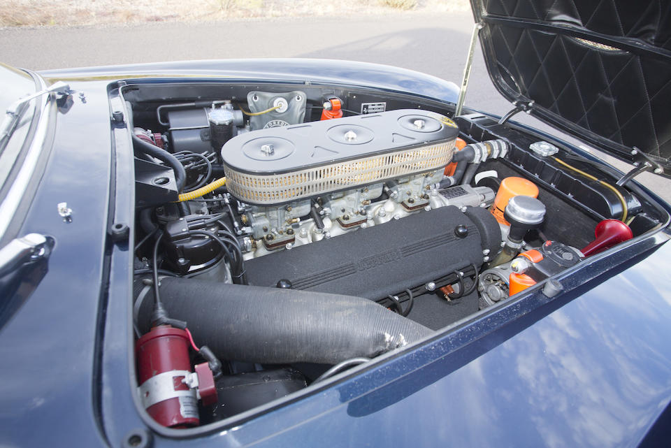 1963 Ferrari 250 GT Lusso  Chassis no. 4481 GT Engine no. 4481 GT