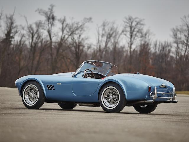 1964 Shelby Cobra 289  Chassis no. CSX2570 Engine no. 00034