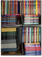 An near complete set of 'Automobile Quarterly', Volumes 1 no.1 through 48 no. 3,