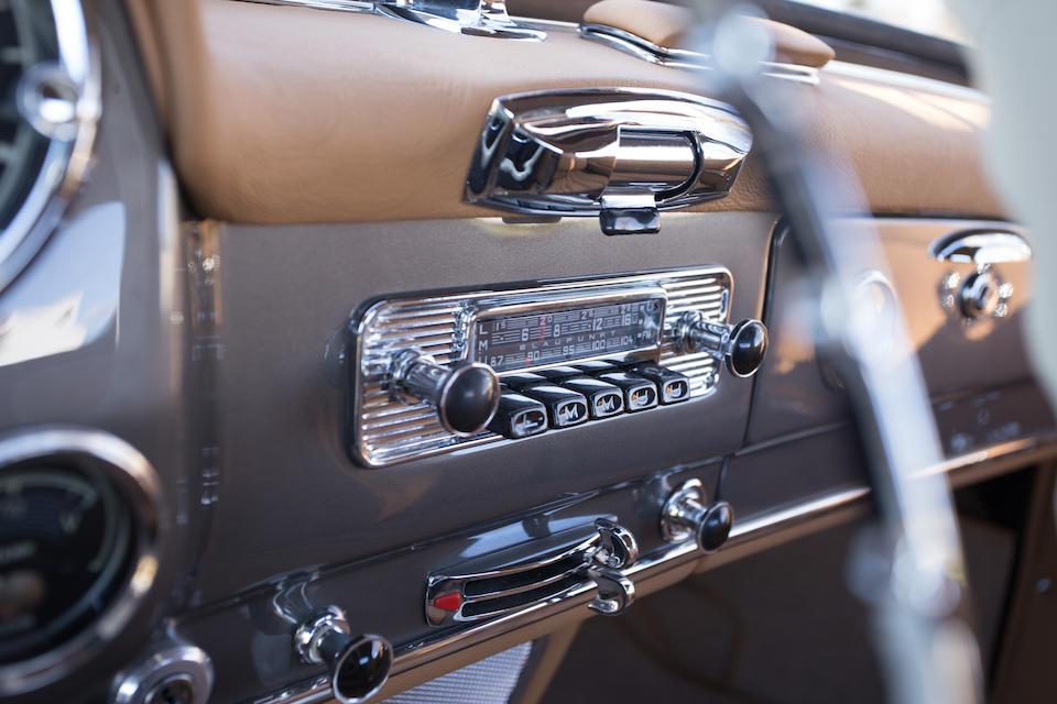 <b>1959 MERCEDES-BENZ 190SL  </b><br />Chassis no. 121040-10-9500421 <br />Engine no. 121921-10-9500449