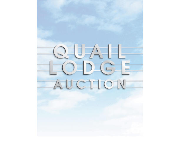 Quail Lodge Auction,