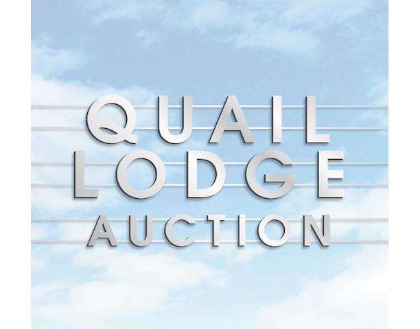 Quail Lodge Auction,