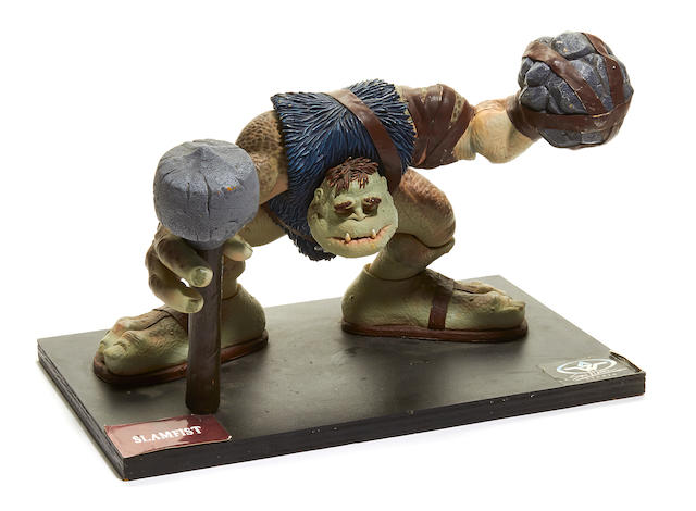 A Stan Winston studios prototype maquette from Small Soldiers