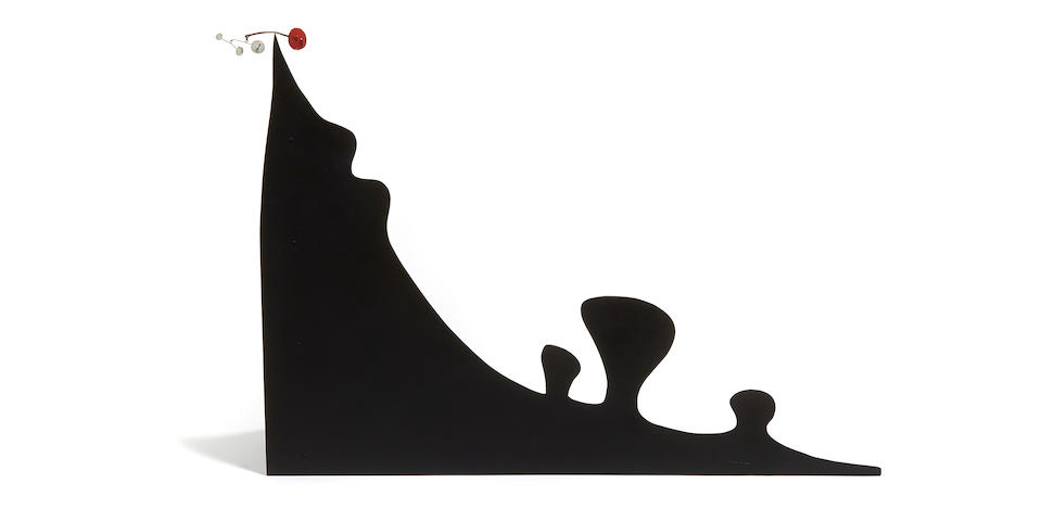 ALEXANDER CALDER (1898-1976) The Mountain, 1960