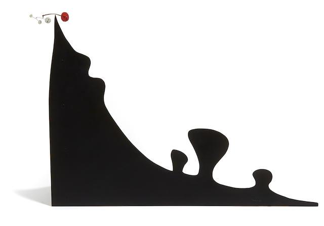 ALEXANDER CALDER (1898-1976) The Mountain, 1960